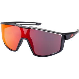 Julbo Fury Spectron 3 Sunglasses, czarny/czerwony